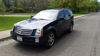 2004 Cadillac SRX Chico, CA 2