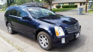 2004 Cadillac SRX Chico, CA 8