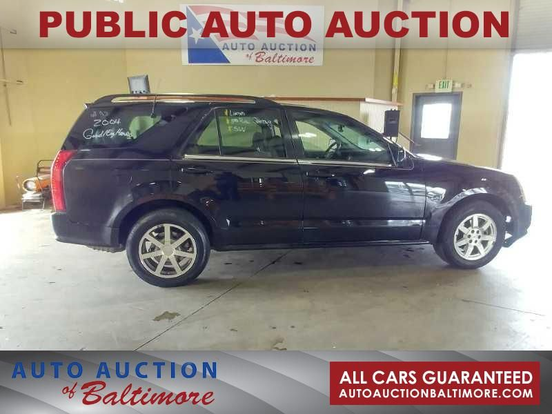 2004 Cadillac SRX  | JOPPA, MD | Auto Auction of Baltimore  in JOPPA MD