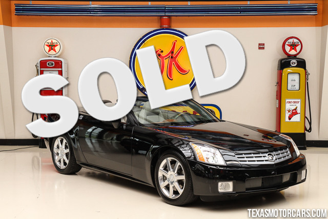 2004 Cadillac XLR Financing is available with rates as low as 29 wac Get pre-approved in no t