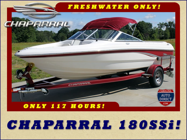 2004 Chaparral 180 SSi Mooresville , NC 0