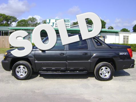 2004 Chevrolet Avalanche Z71 4X4 in Fort Pierce, FL