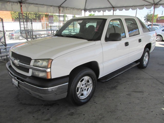 2004 Chevrolet Avalanche Please call or e-mail to check availability All of our vehicles are av