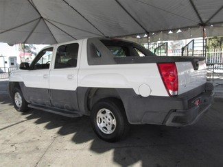 2004 Chevrolet Avalanche Gardena, California 1
