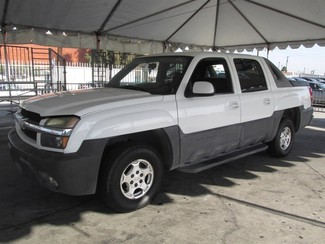 2004 Chevrolet Avalanche Gardena, California