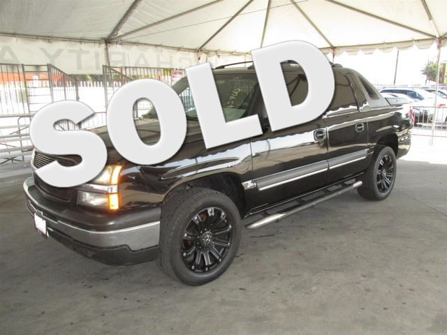 2004 Chevrolet Avalanche Z71 This particular Vehicles true mileage is unknown TMU Please call