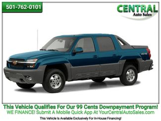 2004 Chevrolet Avalanche  | Hot Springs, AR | Central Auto Sales in Hot Springs AR