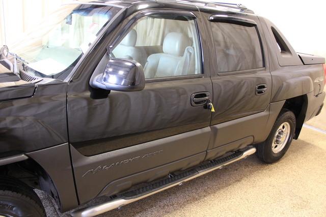2004 Chevrolet Avalanche 2500 8.1L Roscoe, Illinois 12