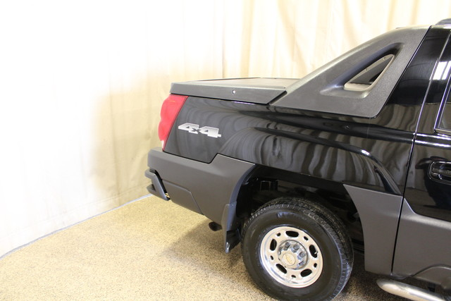 2004 Chevrolet Avalanche 2500 8.1L Roscoe, Illinois 7