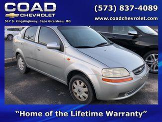 2004 Chevrolet Aveo LS Cape Girardeau, Missouri