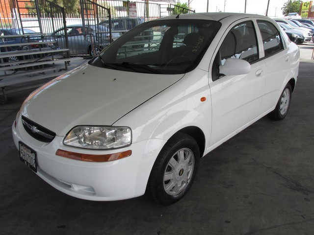 2004 Chevrolet Aveo LS Please call or e-mail to check availability All of our vehicles are avai