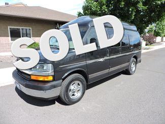2004 Chevrolet AWD Express Passenger Van Regency Conversion Only 26K Miles! Bend, Oregon