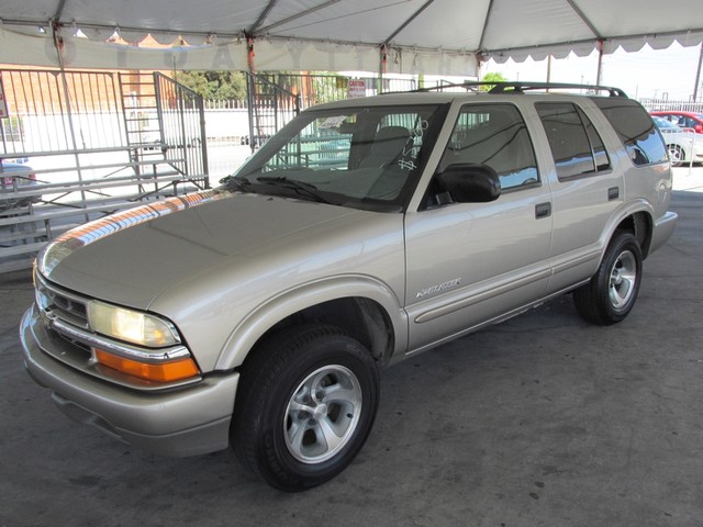 2004 Chevrolet Blazer LS Please call or e-mail to check availability All of our vehicles are ava