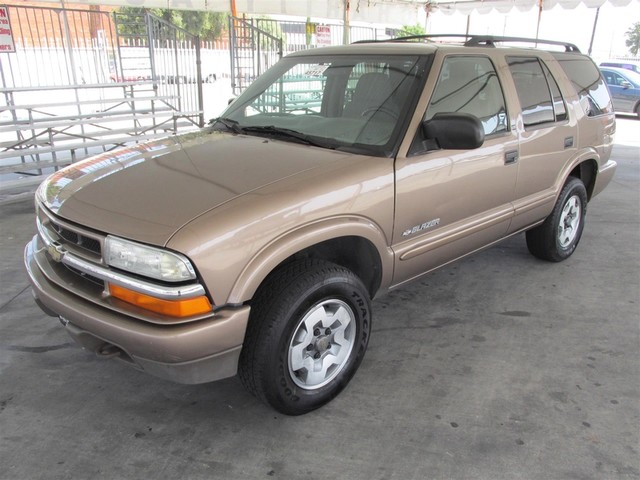 2004 Chevrolet Blazer LS Please call or e-mail to check availability All of our vehicles are av