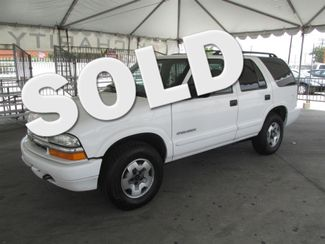 2004 Chevrolet Blazer LS Gardena, California