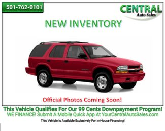2004 Chevrolet Blazer LS | Hot Springs, AR | Central Auto Sales in Hot Springs AR