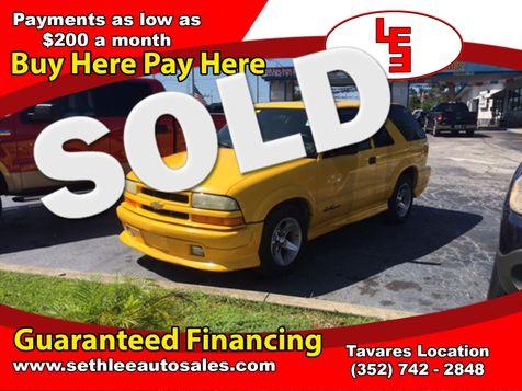 2004 Chevrolet Blazer Xtreme in Tavares, FL