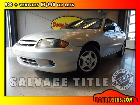 2004 Chevrolet Cavalier Base in Airport Motor Mile ( Metro Knoxville ), TN