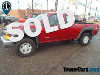 2004 Chevrolet Colorado Z71 | Medina, OH | Towne Auto Sales in Medina OH