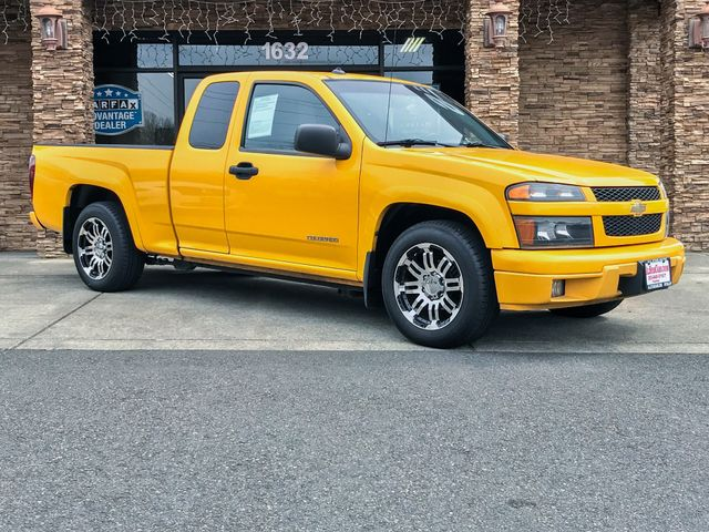 2004 Chevrolet Colorado LS ZQ8 The CARFAX Buy Back Guarantee that comes with this vehicle means th