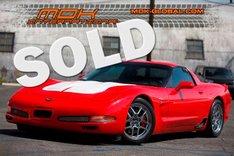 2004 Chevrolet Corvette Z06 - 600HP - Twin Turbo - Built engine in Los Angeles