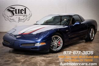 2004 Chevrolet Corvette Z06 Commemorative Edtion With Upgrades in Dallas TX