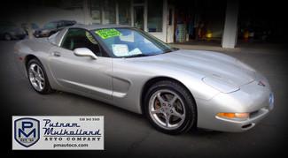 2004 Chevy Corvette Coupe Chico, CA