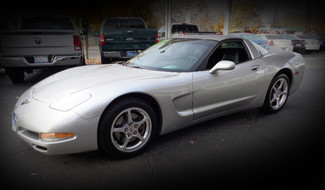 2004 Chevy Corvette Coupe Chico, CA 3