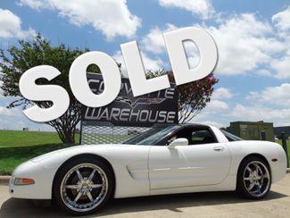 2004 Chevrolet Corvette Coupe Auto, HUD, Glass Top, Fusion 20' Chromes! | Dallas, Texas | Corvette Warehouse  in Dallas Texas