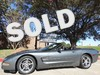 2004 Chevrolet Corvette Convertible Auto, HUD, Polished Wheels, Only 58k! Dallas, Texas