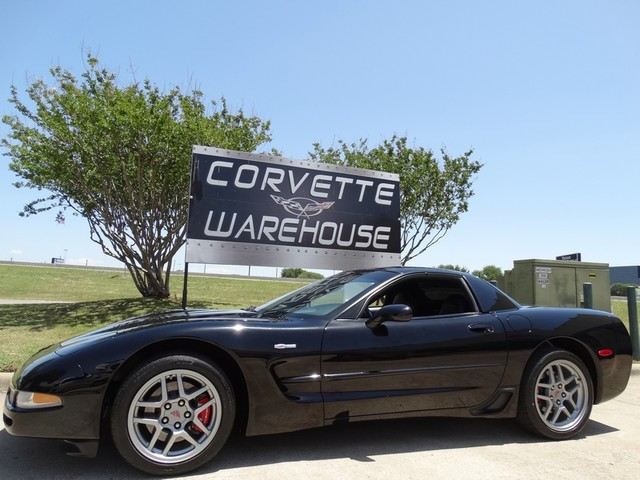 2004 Chevrolet Corvette Z06 Hardtop 525HP, Tasteful Mods, Borla 28k! | Dallas, Texas | Corvette Warehouse