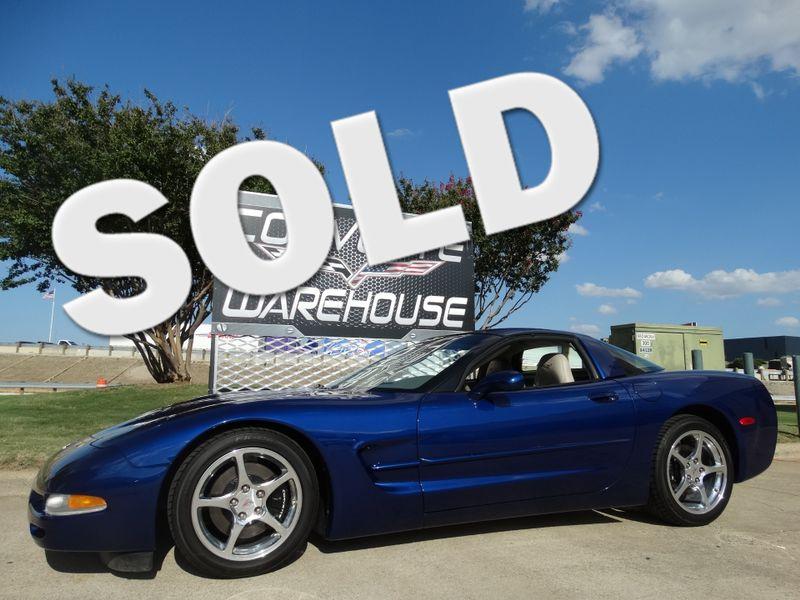 2004 Chevrolet Corvette Coupe Commemorative Edition, Only 26k! | Dallas, Texas | Corvette Warehouse