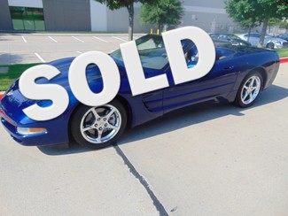 2004 Chevrolet Corvette 34,651 ORIGINAL MILES COMMEMORATIVE CV | Grapevine, TX | Corvette Center Dallas in Dallas TX