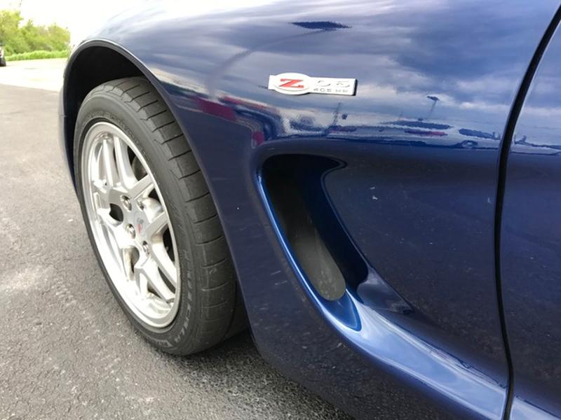 2004 Chevrolet Corvette Z06  Grayslake IL  Executive Motor Carz  in Grayslake, IL