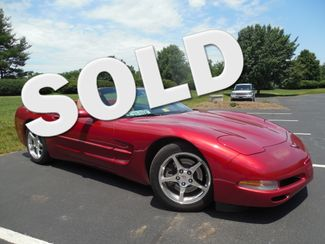 2004 Chevrolet Corvette Leesburg, Virginia