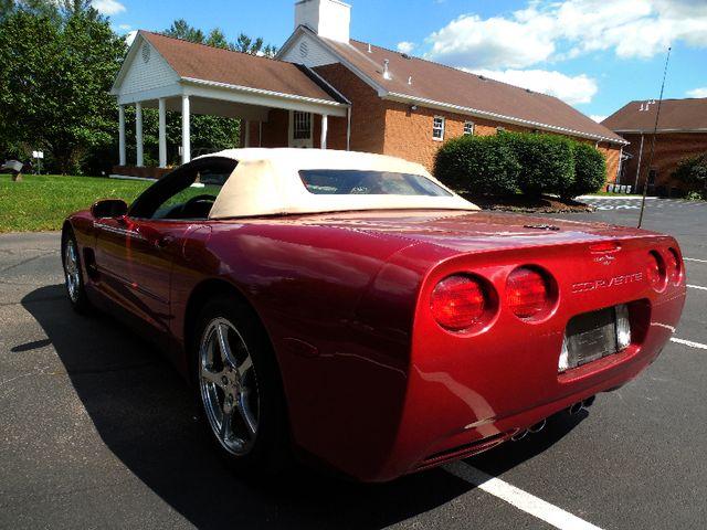2004 Chevrolet Corvette Leesburg, Virginia 7