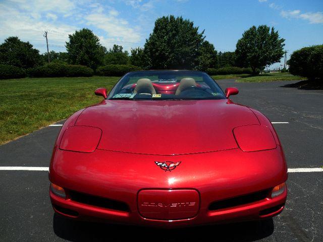 2004 Chevrolet Corvette Leesburg, Virginia 10