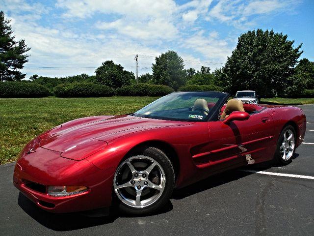 2004 Chevrolet Corvette Leesburg, Virginia 1