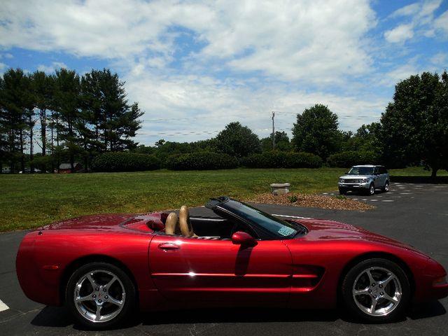 2004 Chevrolet Corvette Leesburg, Virginia 4