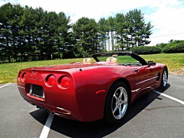2004 Chevrolet Corvette Leesburg, Virginia 2