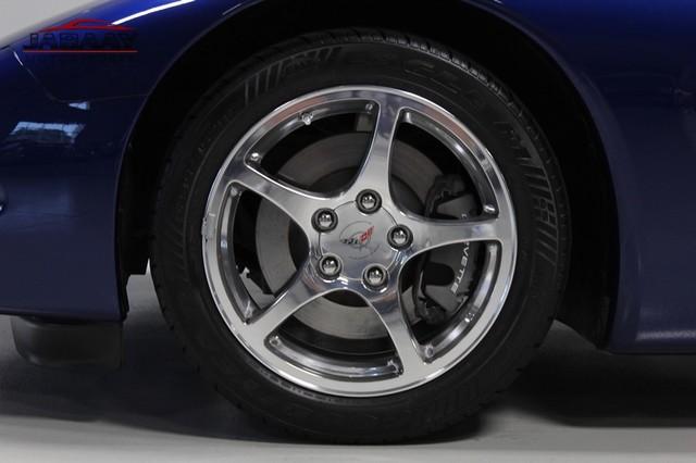 2004 Chevrolet Corvette Commemorative Edition Merrillville, Indiana 47