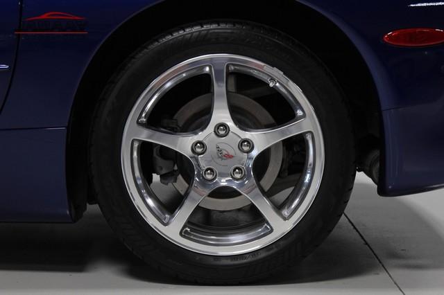 2004 Chevrolet Corvette Commemorative Edition Merrillville, Indiana 48