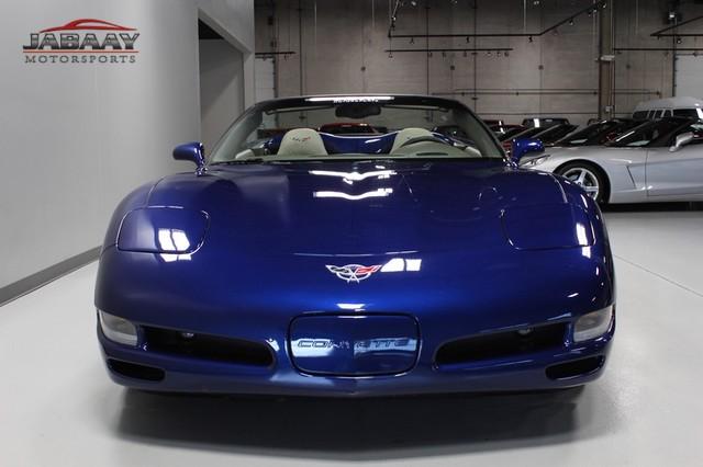 2004 Chevrolet Corvette Commemorative Edition Merrillville, Indiana 7