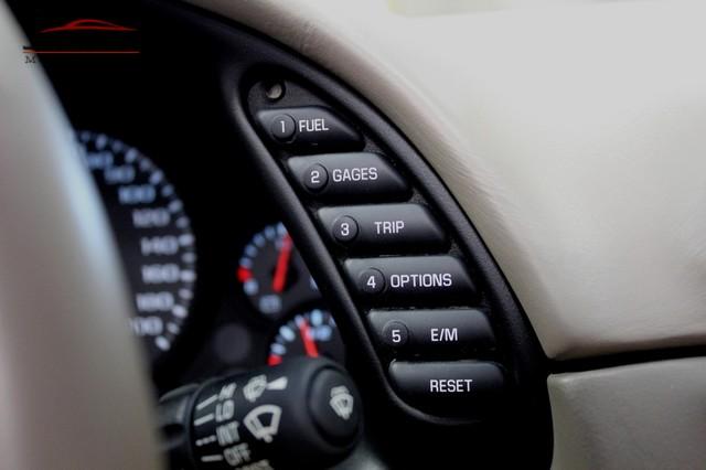 2004 Chevrolet Corvette Commemorative Edition Merrillville, Indiana 20