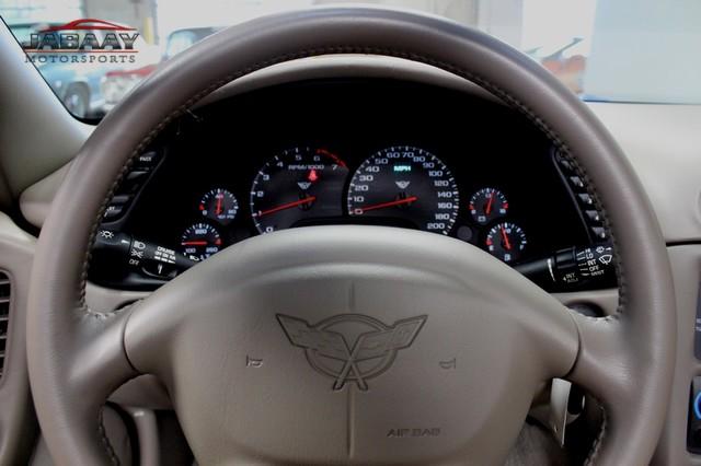 2004 Chevrolet Corvette Commemorative Edition Merrillville, Indiana 16