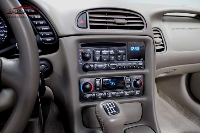 2004 Chevrolet Corvette Commemorative Edition Merrillville, Indiana 21