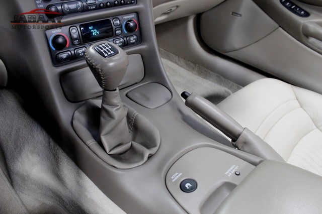 2004 Chevrolet Corvette Commemorative Edition Merrillville, Indiana 22