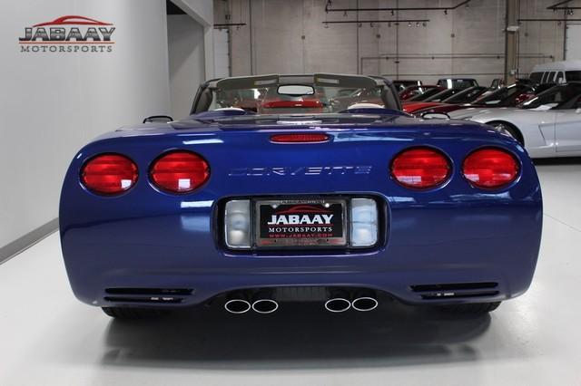 2004 Chevrolet Corvette Commemorative Edition Merrillville, Indiana 3