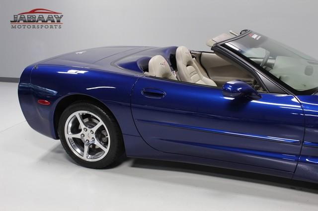 2004 Chevrolet Corvette Commemorative Edition Merrillville, Indiana 41