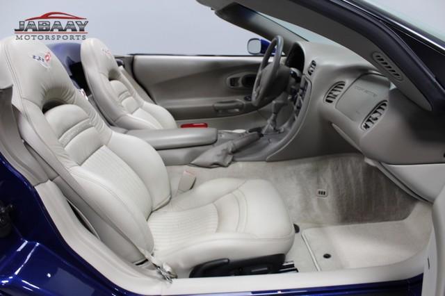 2004 Chevrolet Corvette Commemorative Edition Merrillville, Indiana 14